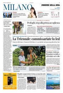 Corriere della Sera Milano - 4 Agosto 2018