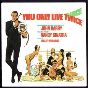 John Barry, Nancy Sinatra - You Only Live Twice: Original Motion Picture Soundtrack (1967) Expanded Remastered 2003