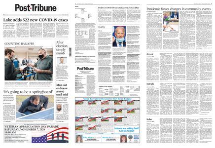 Post-Tribune – November 06, 2020
