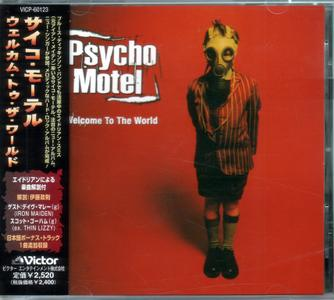 Psycho Motel - Welcome To The World (1997) {Japan 1st Press}