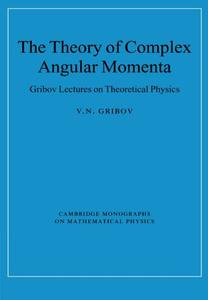 The Theory of Complex Angular Momenta: Gribov Lectures on Theoretical Physics (Repost)