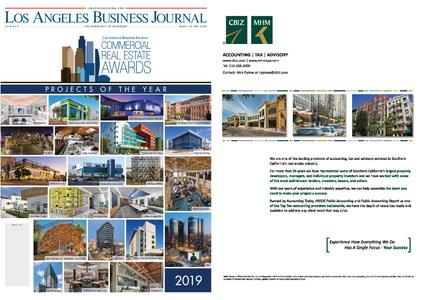 Los Angeles Business Journal – March 04, 2019