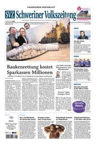 Schweriner Volkszeitung Hagenower Kreisblatt - 13. April 2019