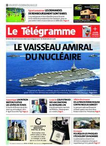 Le Télégramme Ouest Cornouaille – 09 décembre 2020