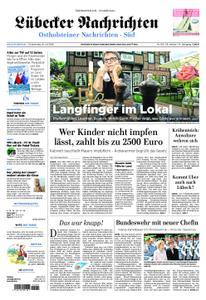 Lübecker Nachrichten Ostholstein Süd - 18. Juli 2019