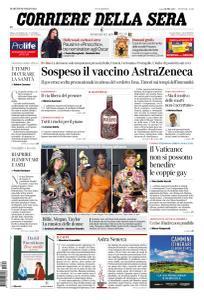 Corriere della Sera - 16 Marzo 2021
