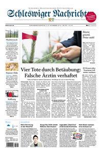 Schleswiger Nachrichten - 02. November 2019