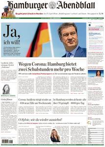 Hamburger Abendblatt – 12. April 2021
