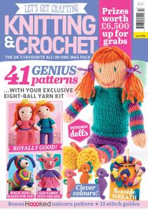 Let's Get Crafting Knitting & Crochet – September 2019