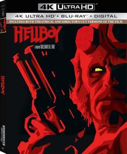 Hellboy (2004) [Directors Cut] [4K, Ultra HD]
