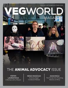 Vegworld Magazine - September/October 2020