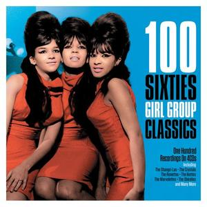 VA - 100 Sixties Girl Group Classics (2019)