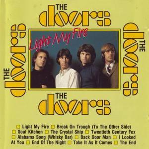 The Doors - Light My Fire (1988) {Reissue}