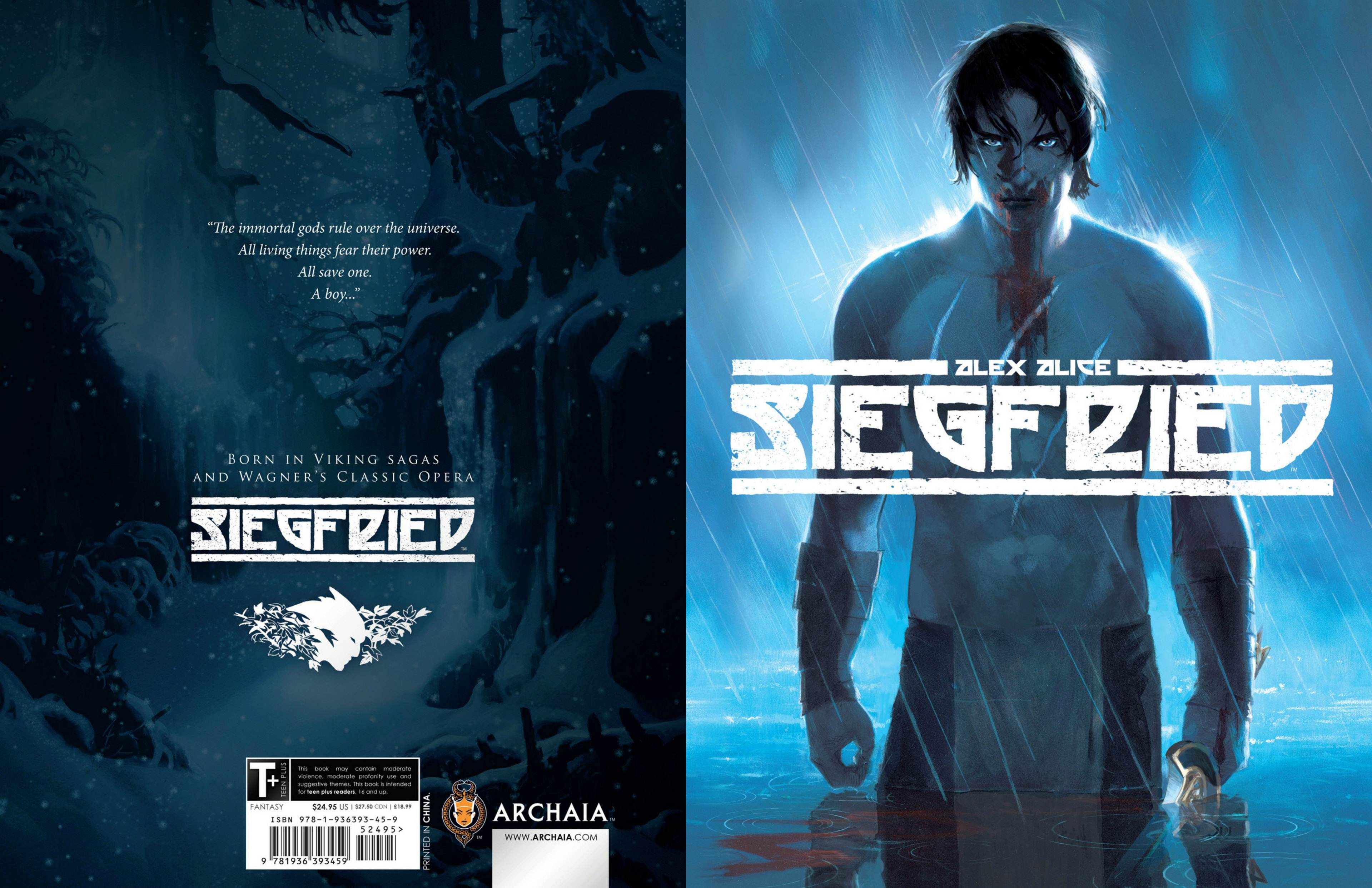 Siegfried Vol 1 (2012) / AvaxHome