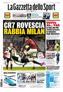 La Gazzetta dello Sport Roma – 14 febbraio 2020