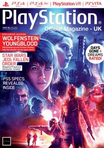 PlayStation Official Magazine UK - June 2019