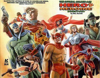 Fo Buck -Official Golden-Age Hero and Heroine Directory 1