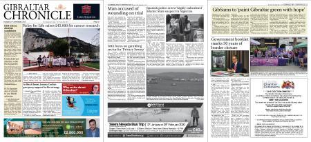 Gibraltar Chronicle – 24 September 2019