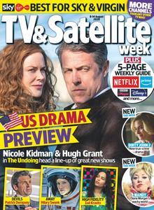 TV & Satellite Week - 08 August 2020