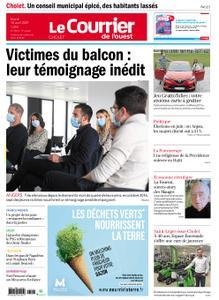 Le Courrier de l'Ouest Cholet – 13 avril 2021