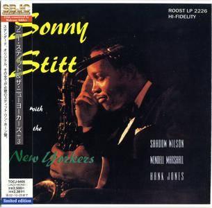 Sonny Stitt - Sonny Stitt With The New Yorkers (1957) {Roost Japan Mini LP TOCJ-9405 rel 2002}