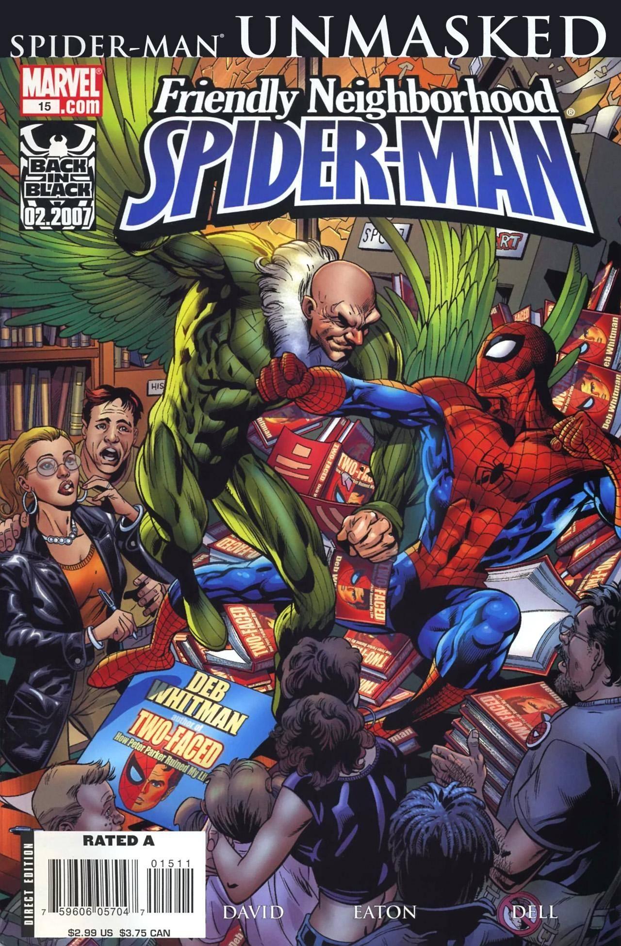 Friendly Neighborhood Spider-Man 015