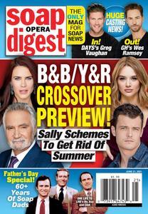 Soap Opera Digest - June 21, 2021