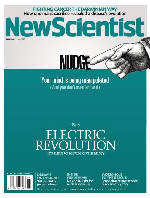 New Scientist - 22 June 2013