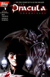 The Dracula Chronicles 01of 03 1995 2 Covers Dracula - Vlad the Impaler Reprint