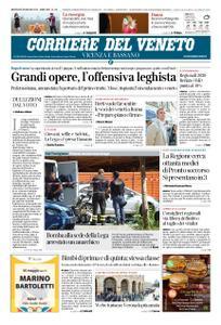 Corriere del Veneto Vicenza e Bassano – 29 maggio 2019