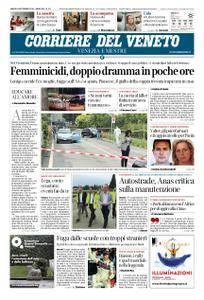 Corriere del Veneto Venezia e Mestre – 08 settembre 2018