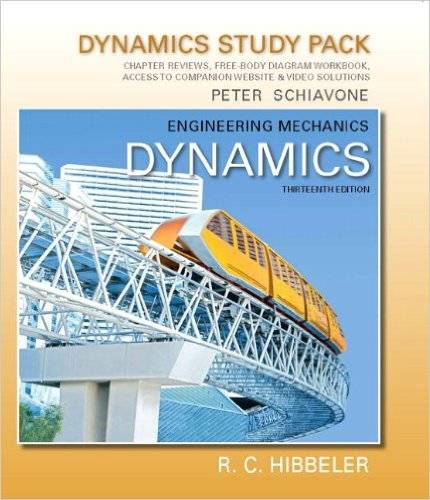 Study Pack For Engineering Mechanics  Dynamics  13th