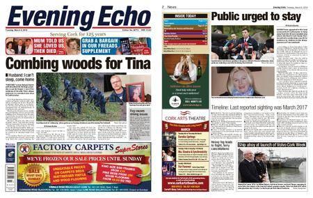 Evening Echo – March 06, 2018