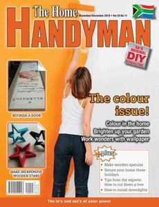 The Home Handyman - November-December 2019