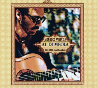 Al Di Meola - Morocco Fantasia: World Sinfonia Live with Special Guests (2017) {in-akustik INAK 9132 CD rec 2009}