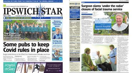 Ipswich Star – July 14, 2021