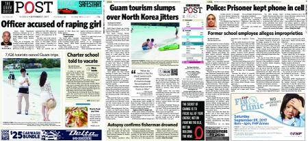 The Guam Daily Post – September 07, 2017