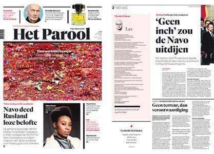 Het Parool – 16 december 2017