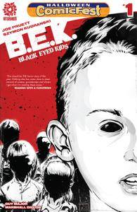 Black Eyed Kids 001 Black  White Halloween Special 2016 digital Son of Ultron-Empire