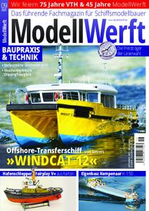 ModellWerft - August 2021