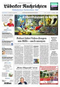 Lübecker Nachrichten Ostholstein Süd - 25. August 2018