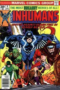 Inhumans 08 (c2c