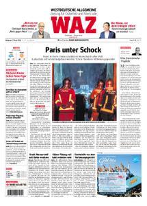 WAZ Westdeutsche Allgemeine Zeitung Oberhausen-Sterkrade - 17. April 2019