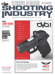 Shooting industry - March 2020