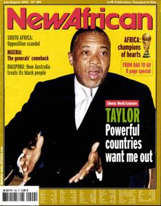 New African - July 2002