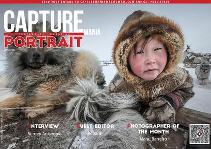 Capture Mania Photography Magazine Portrait - Issue 8 2019