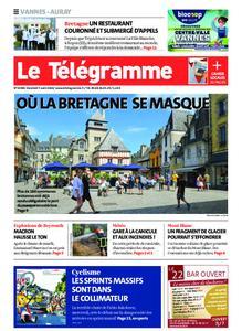 Le Télégramme Auray – 07 août 2020