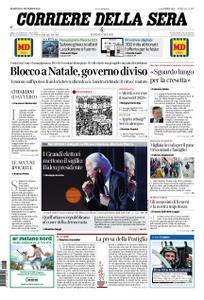Corriere della Sera – 15 dicembre 2020