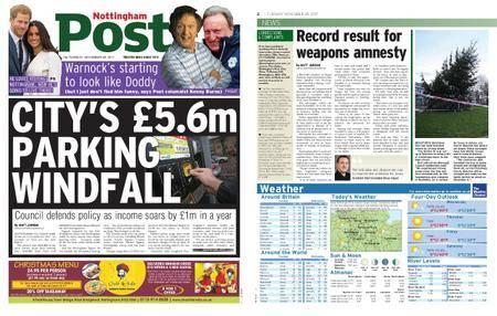 Nottingham Post – November 28, 2017