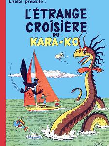 Nique et Prune - Tome 7 - L'étrange Croisière du Kara-Ko